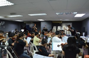 Music Students Play Together For Charity