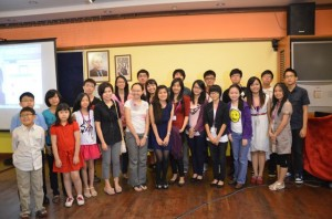 34 Young Pianists Chosen For OMWPA 2012